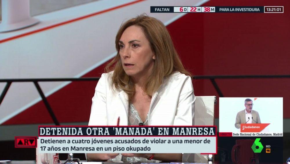 """La reflexión de Angélica Rubio sobre el machismo y las agresiones sexuales: """"No es un debate ideologizado, es una brutalidad y un crimen"""""""
