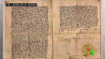Así se habla y se lee el ladino, un idioma muy parecido al español convertido en testigo histórico de un exilio