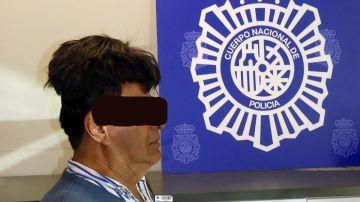 El hombre interceptado en el aeropuerto de Barcelona