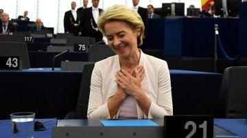 La conservadora alemana Ursula von der Leyen
