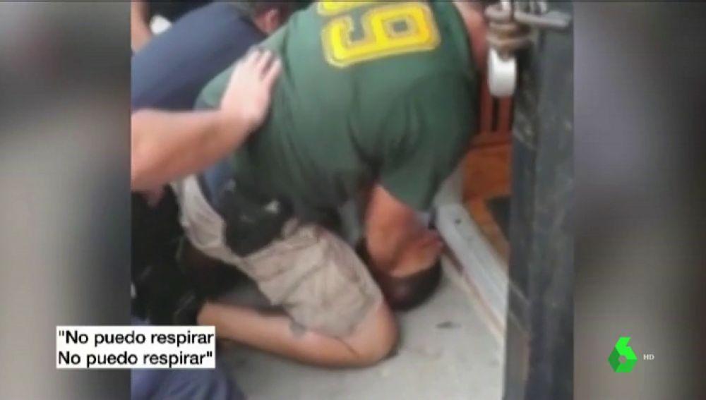 La Justicia de EEUU no presentará cargos contra el policía que asfixió a Eric Garner