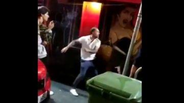 La brutal agresión de un hombre a varias jóvenes tras recriminarle un abuso sexual a otra joven