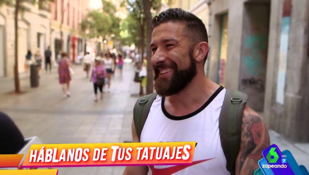 La calle opina sobre los tatuajes