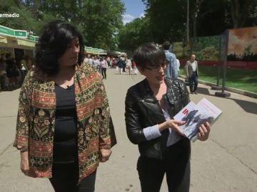 Thais Villas entrevista a Almudena Grandes