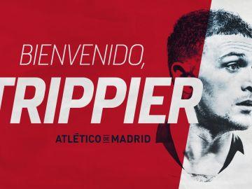 Trippier, nuevo jugador del Atlético