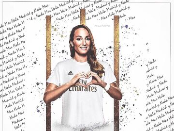 Kosovare Asllane, jugadora del Real Madrid