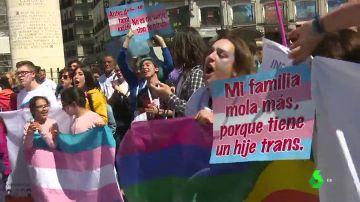 Los menores trans ya pueden cambiar su sexo en el DNI