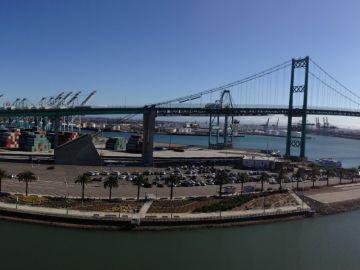 Imagen de archivo del Puerto de Los Ángeles