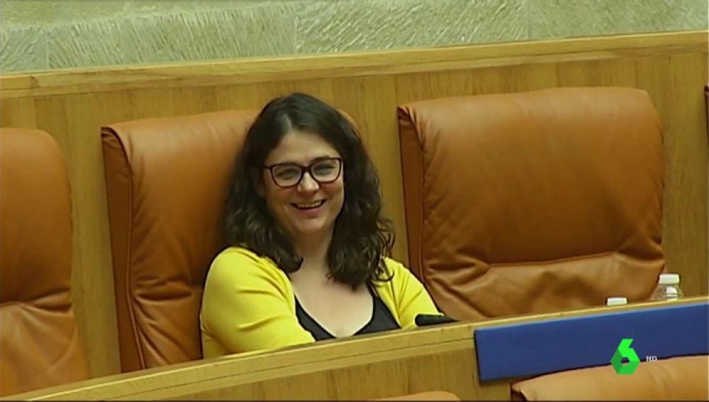 Echenique pidió a Romero que no bloqueara la investidura en La Rioja antes de la votación