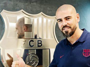 "Víctor Valdés vuelve al Barcelona como entrenador del juvenil ""A"""