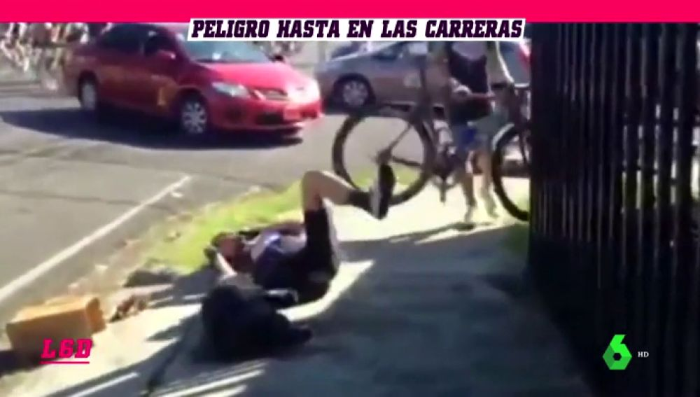 Por un deporte más seguro: Los ciclistas exigen más precaución por parte de los conductores
