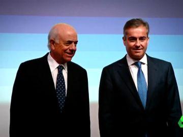 El BBVA responsabiliza a Francisco González de la contratación de Villarejo