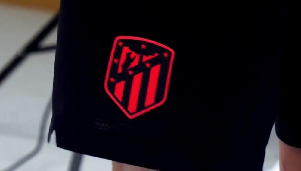 Así es la segunda equipación del Atlético 2019-20: el color negro está de regreso