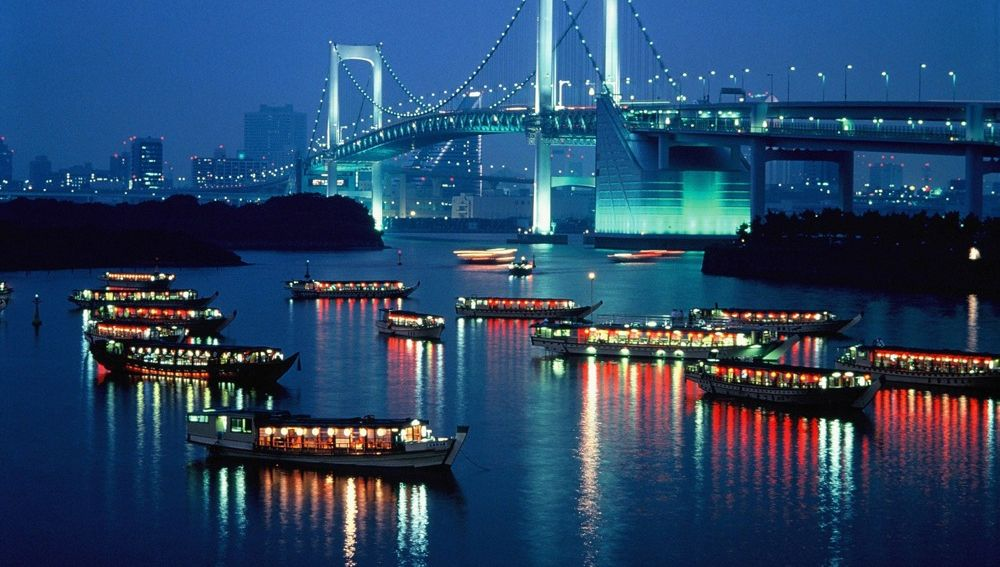Odaiba Night View