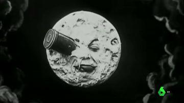 Fotograma de la película 'Viaje a la Luna'
