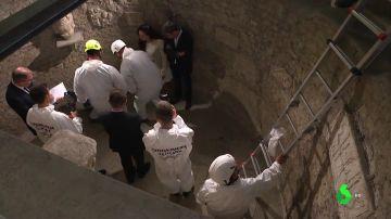 El Vaticano abre dos osarios en busca de Emmanuela Orlandi