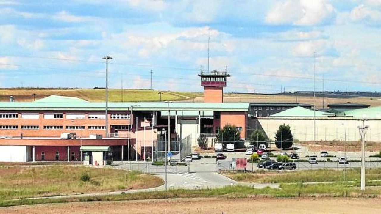 Panorámica de las instalaciones del centro penitenciario de Segovia.