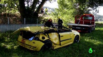 El conductor del accidente en Galisancho había perdido el carnet en el pasado por consumo de alcohol