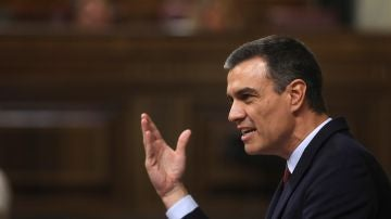 Pedro Sánchez, candidato a la presidencia del Gobierno.
