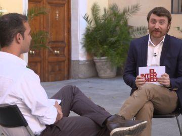 La 'antientrevista'  al portavoz de 'Europa Laica'