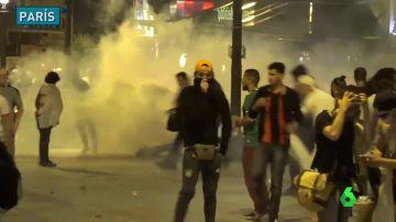 Terror en Francia: 198 detenidos tras la victoria de Argelia en la final de la Copa África