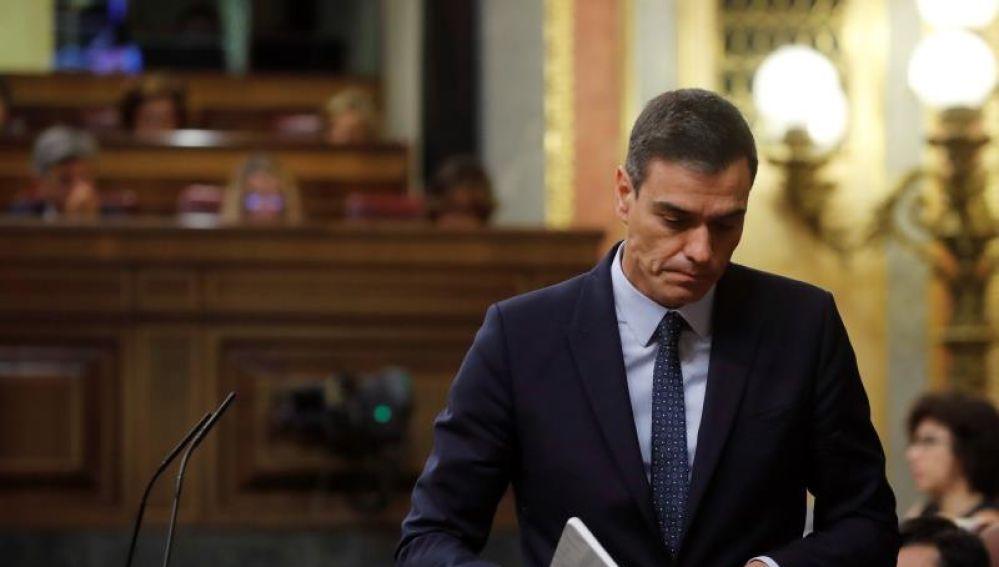Unidas Podemos mantiene su abstención, con lo que Sánchez no sería investido