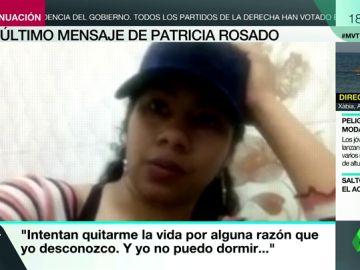 Las extrañas circunstancias de la muerte de Patricia Rosado, hallada en el río Tajo