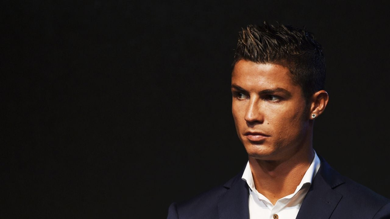 Cristiano Ronaldo, en actitud pensativa