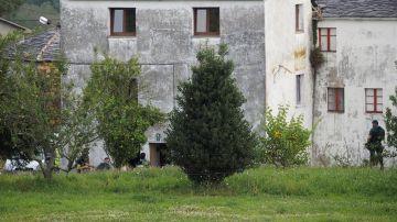 Lugar en el que se produjo la detención de la yihadista