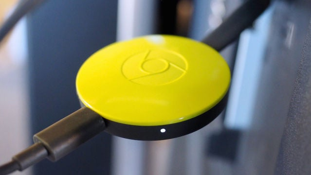 LED del Chromecast