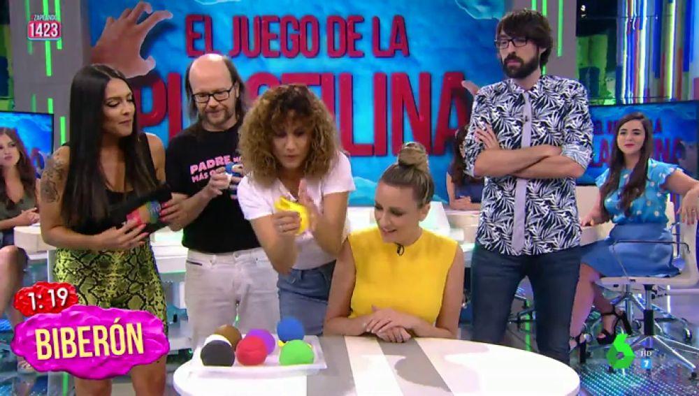 'El juego de la semana' más infantil en Zapeando: