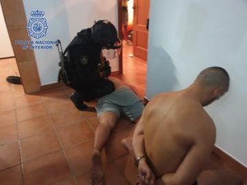 Detienen en Málaga a un sicario muy violento del crimen organizado de Ceuta