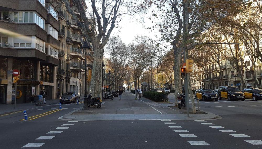 Gran Vía de Barcelona