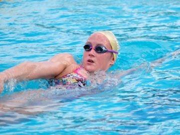 La campeona olímpica Mireia Belmonte