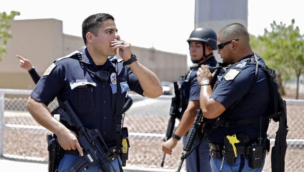 Dispositivo de seguridad en Texas