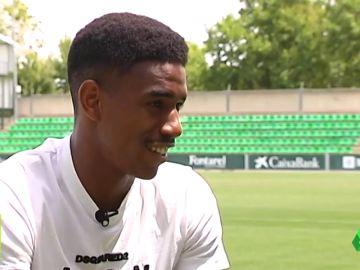 """Junior Firpo, en mayo en 'El Chiringuito': """"Me tira más el Real Madrid"""""""
