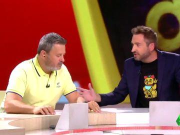 """Frank Blanco vuelve a Zapeando antes de irse definitivamente: """"Me tenía que despedir de Miki Nadal"""""""