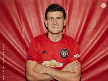 Harry Maguire, nuevo jugador del Manchester United