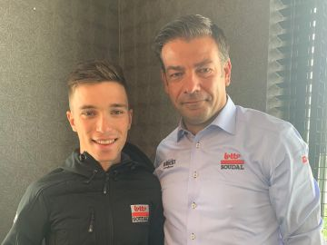Bjorg Lambrecht ha fallecido en la Vuelta a Polonia