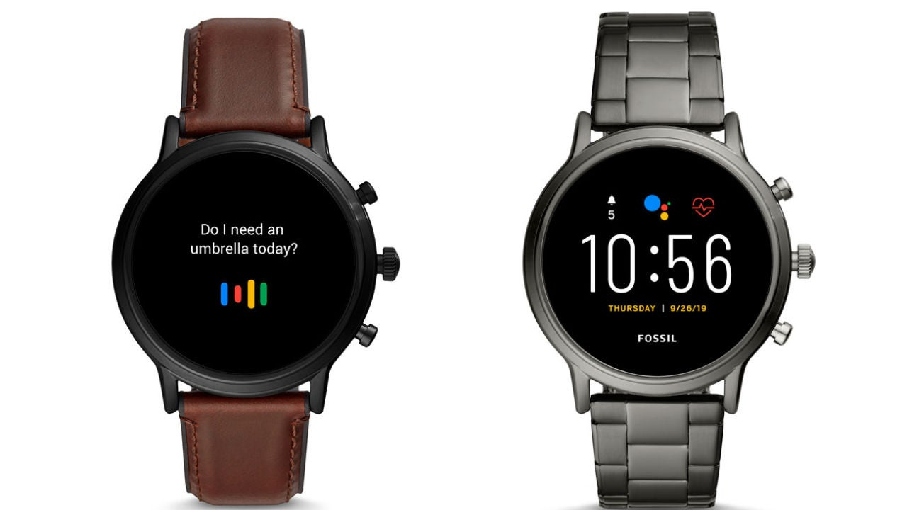 Los nuevos smartwatch de Fossil con Wear OS llegan con NFC y estrenan procesador
