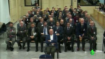Imagen del juicio celebrado por el caso de las tarjetas 'black'.