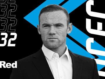 Wayne Rooney, nuevo entrenador-jugador del Derby County