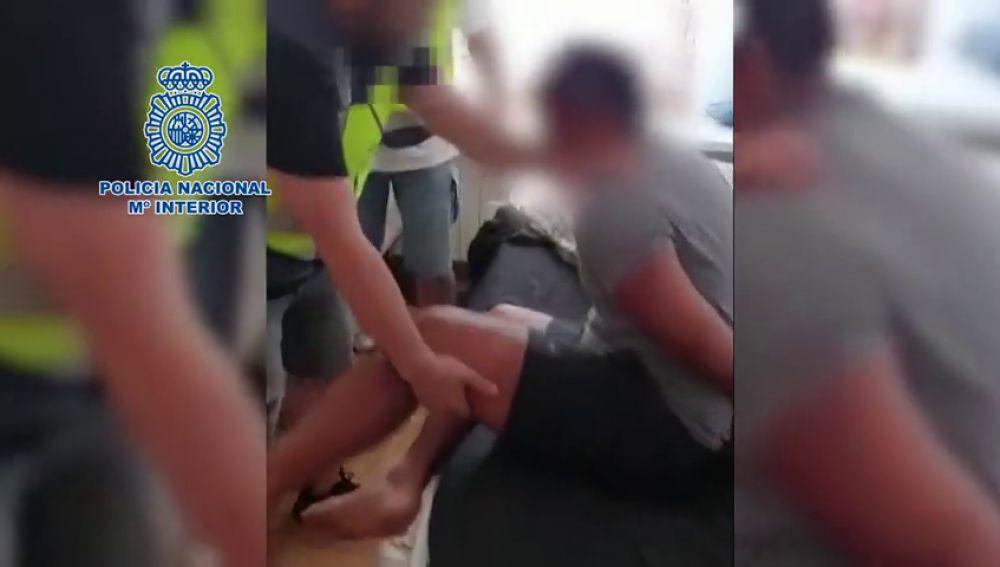 """Agentes de los Geo a un hombre secuestrado en Seseña: """"Está liberado, no pasa nada"""""""