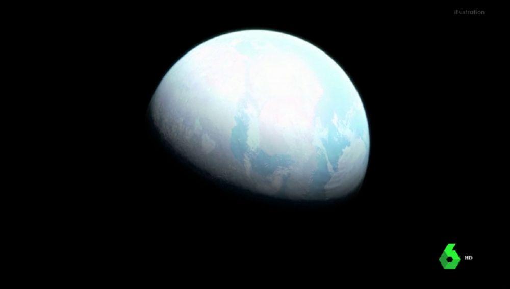 El exoplaneta GJ 357 d