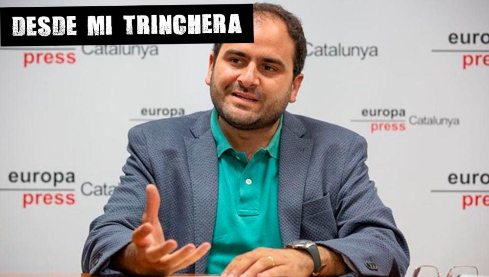 Fernando Sánchez Costa, presidente de SCC