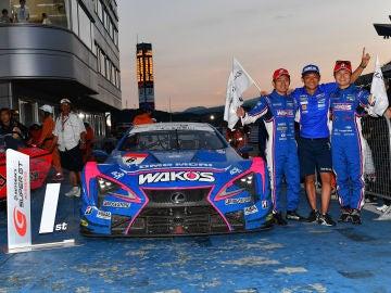 Lexus Wakos 500 millas Fuji 2019