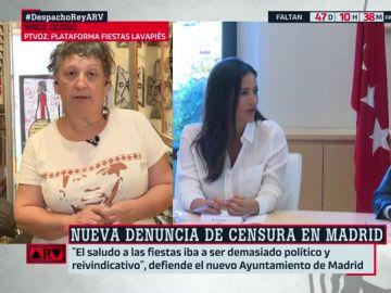 El PP censura las fiestas de Lavapiés: prohíbe el 'saludo' de las trabajadoras y una obra donde aparecía una monja