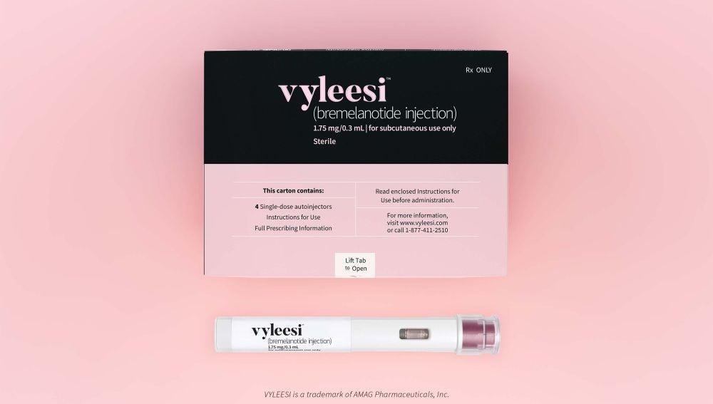 Vyleesi, la 'viagra femenina' aprobada por FDA
