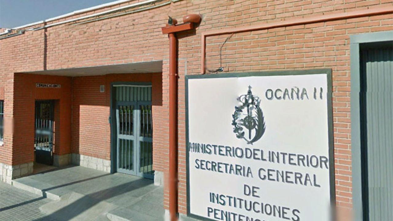 Centro penitenciario de Ocaña, situado en la provincia de Toledo.