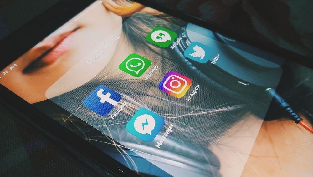 Apps: Facebook, WhatsApp e Instagram